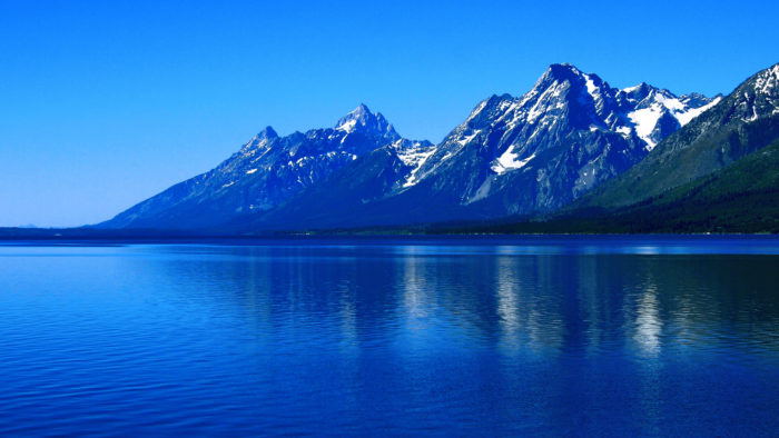 3. Take the hike around Jenny Lake