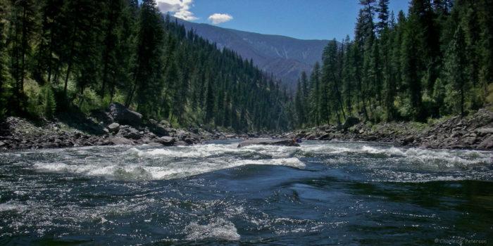 9. Salmon River