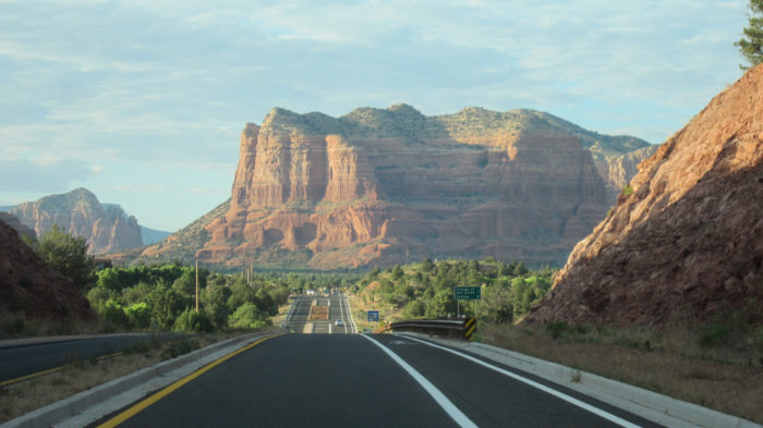 5. In one day, you can drive through deserts, mountains, grasslands, forests, and badlands.