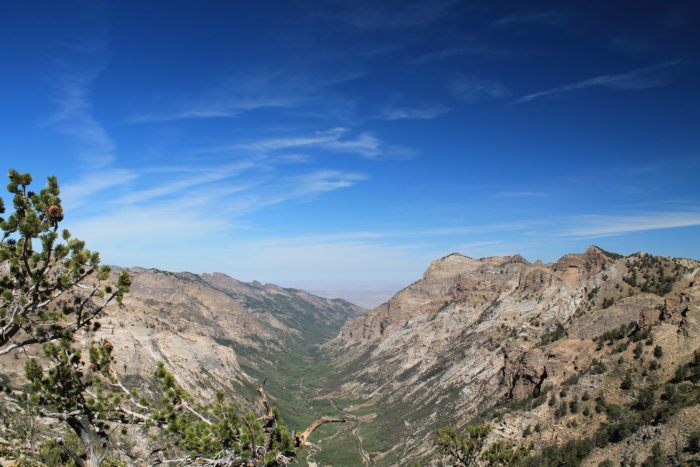 8. Ruby Mountains