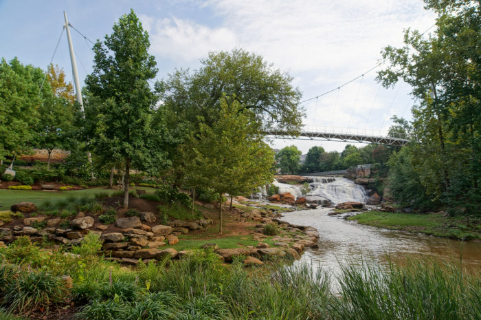 7. We have the most stunning city parks in the country!