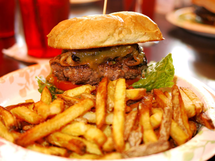 3. Terry's Turf Club Burger (Cincinnati)