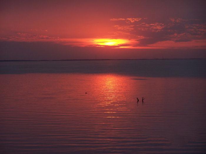 6. Devils Lake