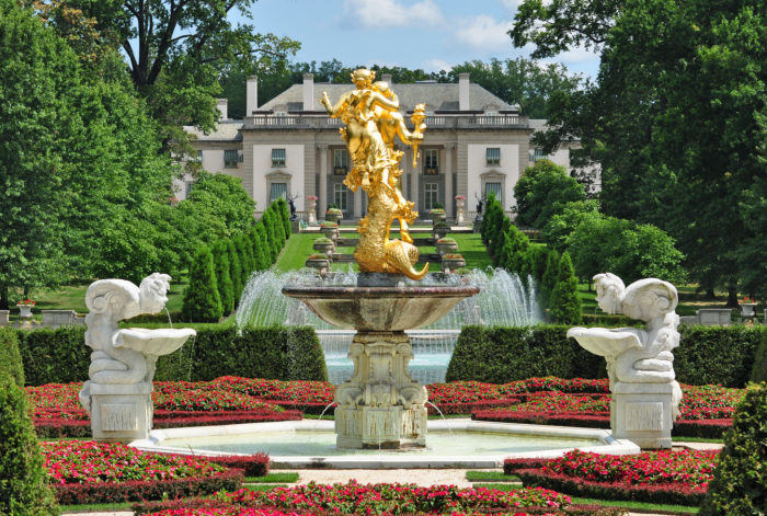 4. Nemours Mansion and Gardens