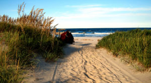 4 Spectacular Spots In Virginia Where You Can Camp Right On The Beach