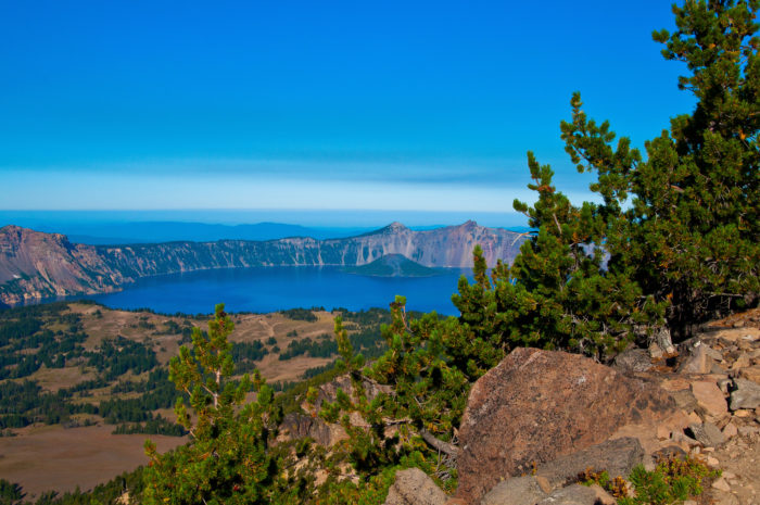 5. Mt. Scott, Crater Lake National Park