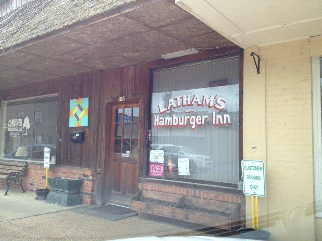 7. Latham's Hamburger Inn, New Albany