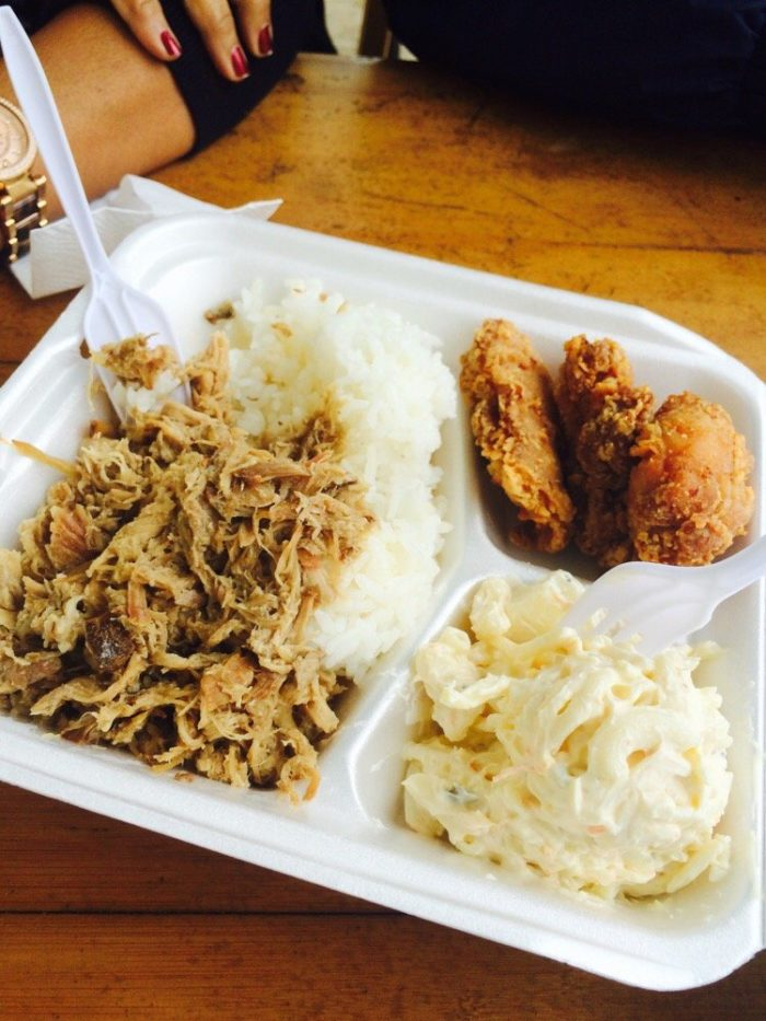 These 13 Eateries Serve The Best Plate Lunches In Hawaii