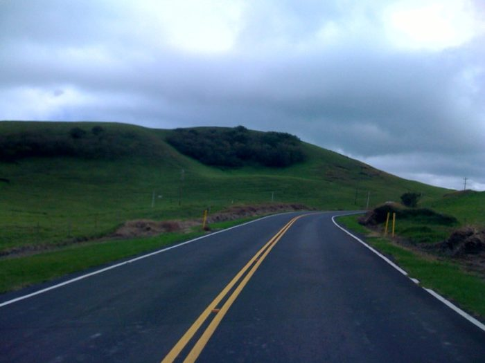 8. Taken a road trip, just by opting for the scenic route to your destination.