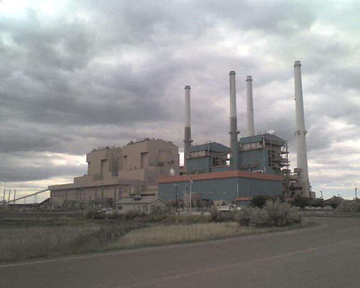 6. The Colstrip Power Plant