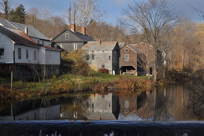 Sacketts Brook