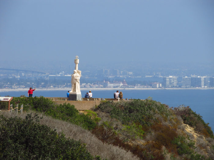 16. Cabrillo National Monument-- San Diego