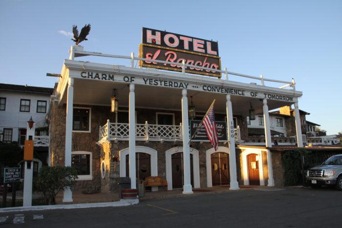 3. El Rancho Hotel (Gallup)