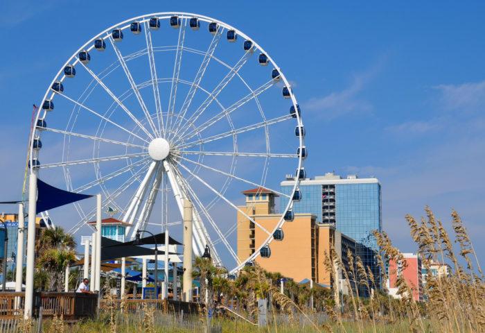 4. Myrtle Beach Sky Wheel