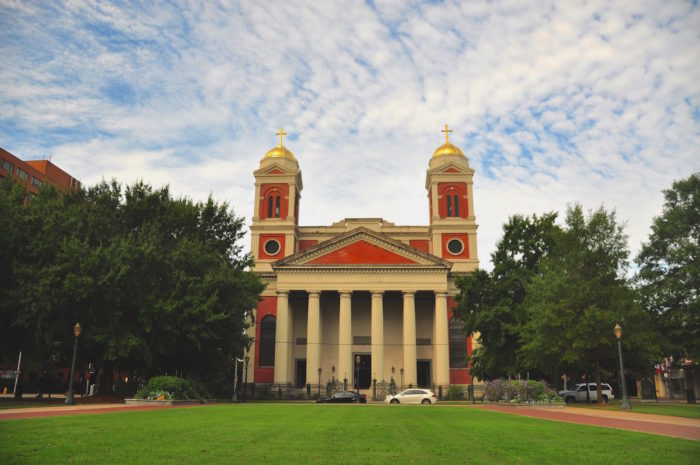 8. Mobile's famous Cathedral Basilica of the Immaculate Conception took 15 years to build.