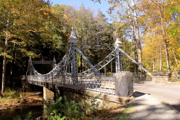11. Mill Creek Park (Youngstown)