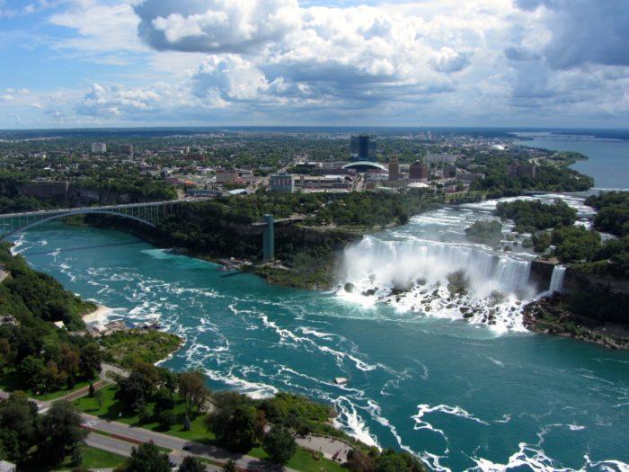 2. The American Falls - Niagara Falls
