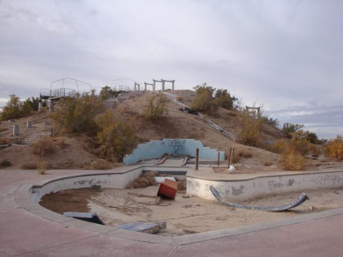 2. Rock-A-Hoola Waterpark - California
