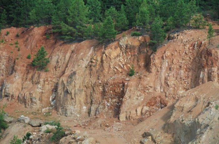 Arkansas's quartz mines are incredibly beautiful pieces of land,  full of ancient geological wonders.