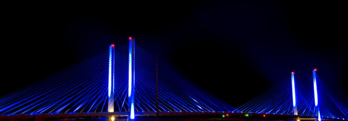 It was a mighty project, but it seems like the new Indian River Inlet Bridge is here to stay.