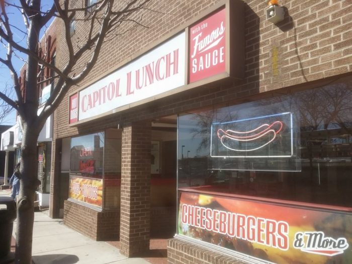 5. Capitol Lunch (New Britain)