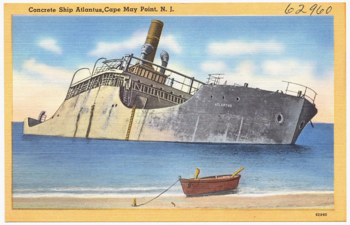 Post card, likely from the late 1930s.