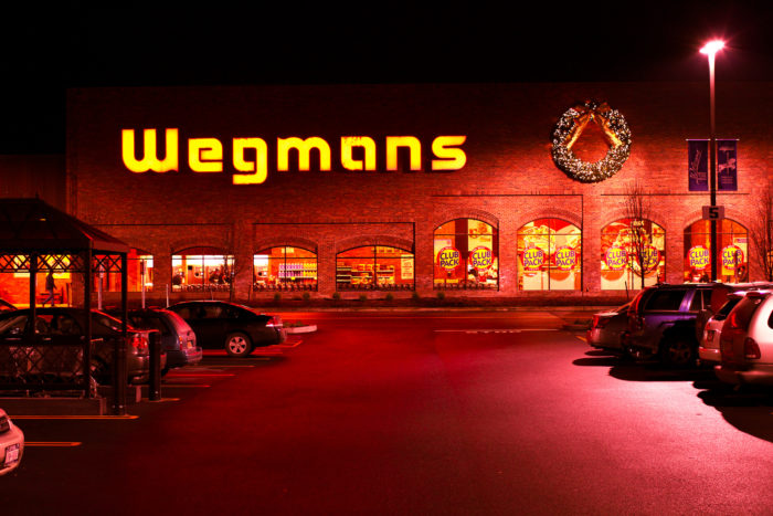 12. If you say that there's anywhere better to shop than Wegmans, well don't.