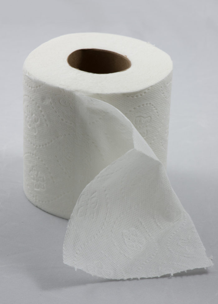 9. In 2011, a group of men attempted to steal 20 rolls of toilet paper from an Albuquerque restaurant.