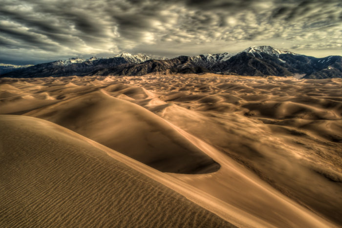 4. Great Sand Dunes National Park (Alamosa, Colorado)