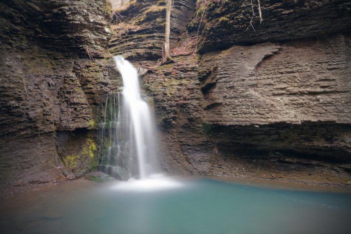 4. Richland Creek Wilderness Area
