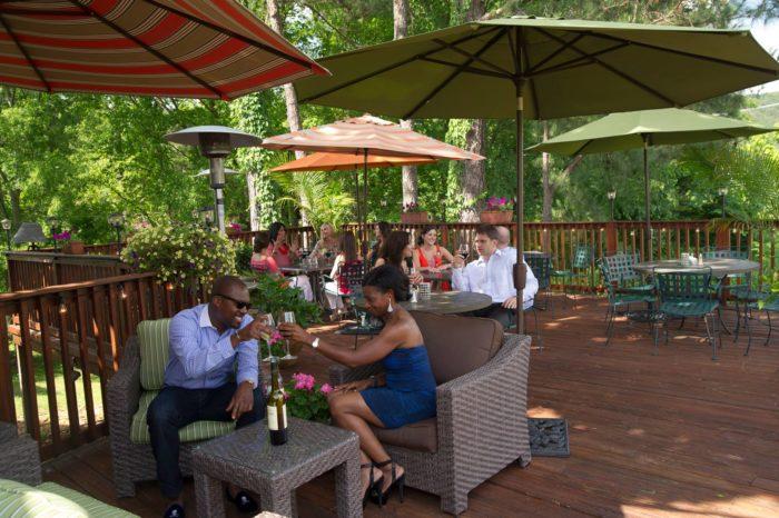 5. Capers Restaurant, Little Rock