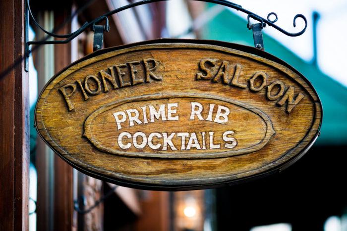 4. Pioneer Saloon, Ketchum