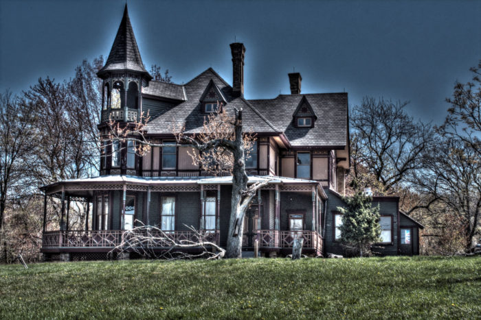 What many consider to be one of the most haunted locations in all of New York, the only standing Kreischer Mansion has a chilling history.