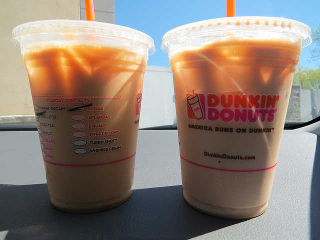 11. Don't run out of ice coffee!