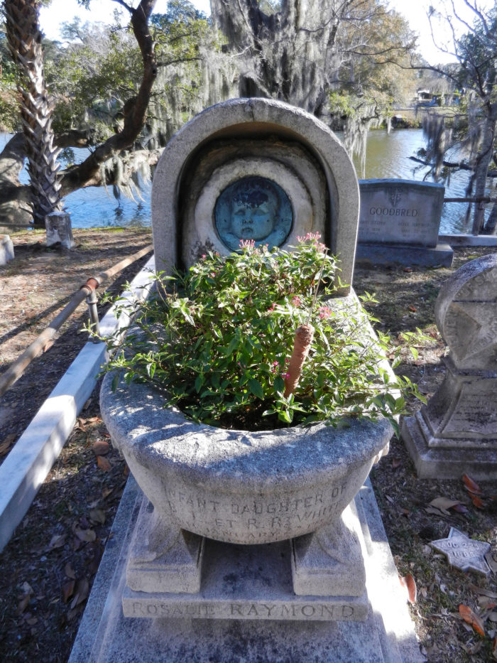 13. Magnolia Cemetery