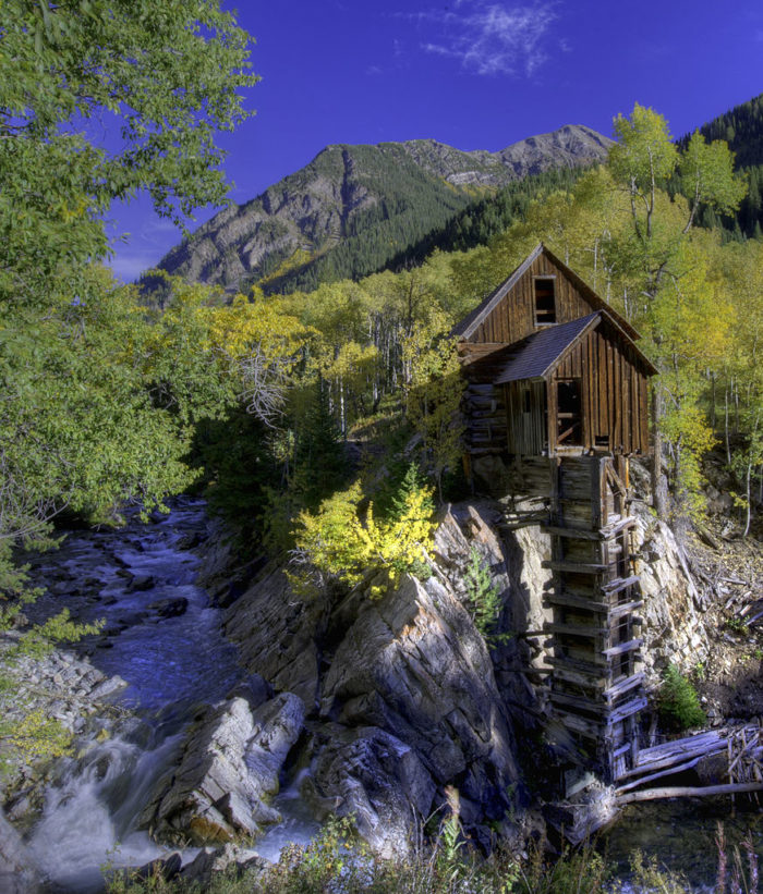 2. Crystal Mill (Marble)