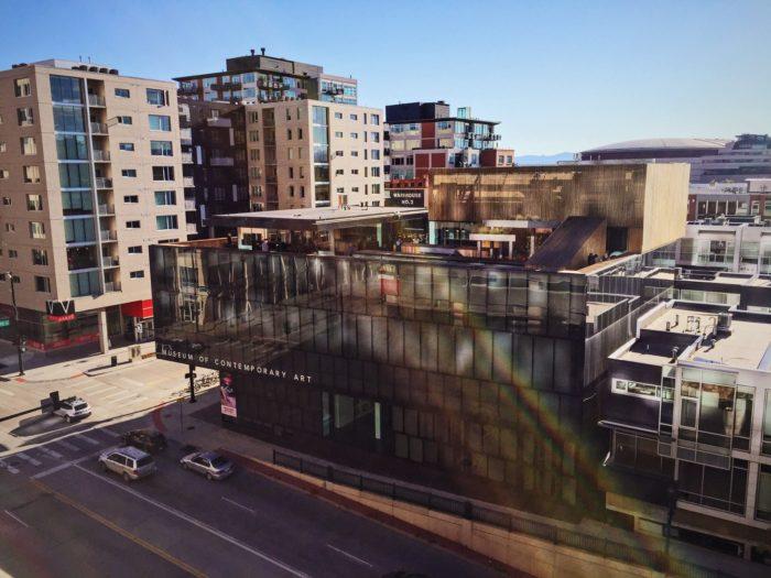 3. Museum of Contemporary Art Denver