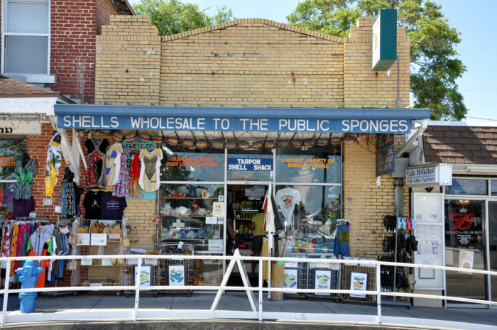 Noon to 2:00 p.m.: Our next stop is one of Florida's greatest small towns, Tarpon Springs.