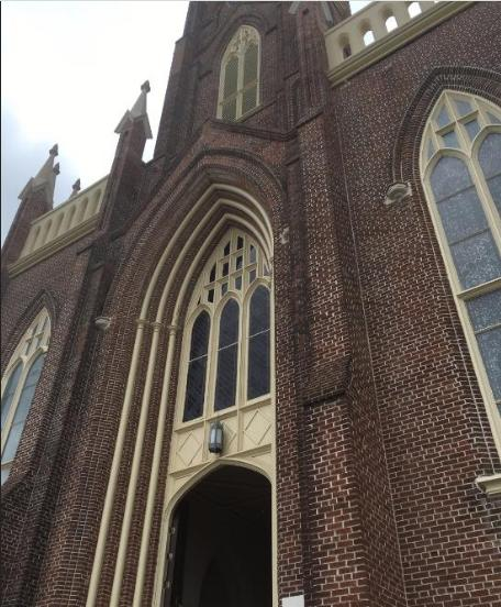 Referred to as an architectural masterpiece, the church features several impressive attributes.