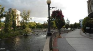 This Gorgeous Waterfront Trail In Nevada Is Perfect For A Summer Day