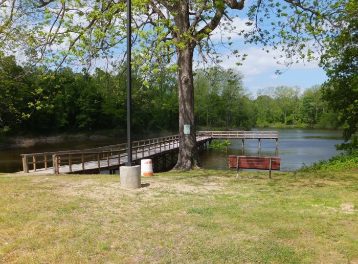 9. Great River Road State Park, Rosedale