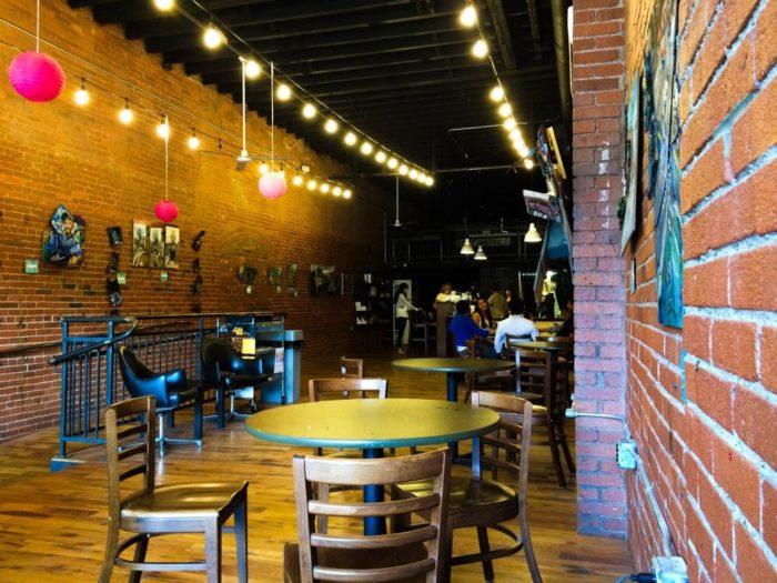 8. 21st Street Coffee and Tea - 2002 Smallman Street