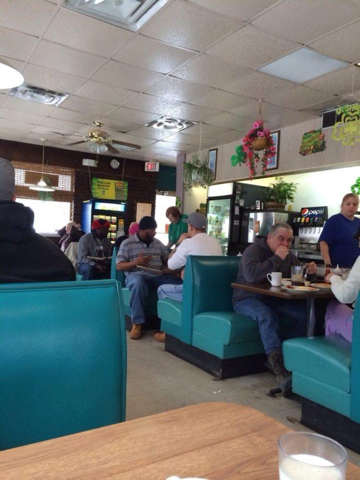 9. Frank & Shirley's Restaurant – 2209 Saw Mill Run Boulevard