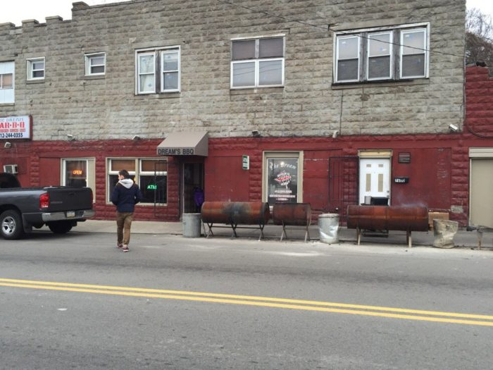 9. The Dream BBQ - 7600 N Braddock Avenue