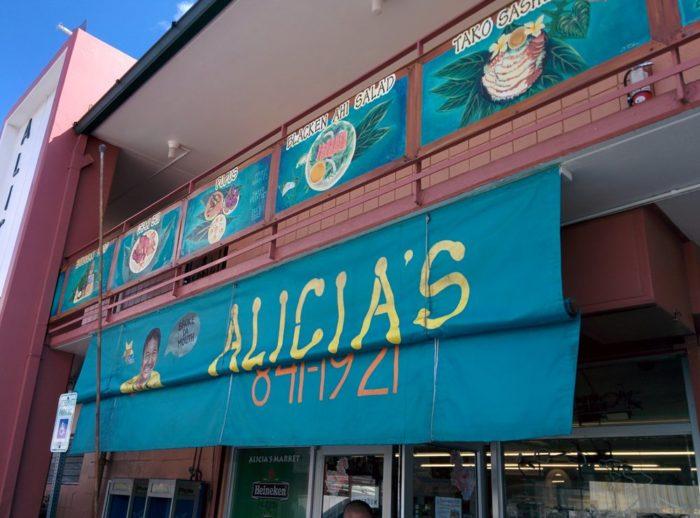 9. Alicia's Market, Honolulu