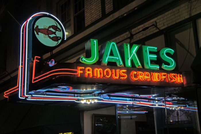 2. Jake's Famous Crawfish