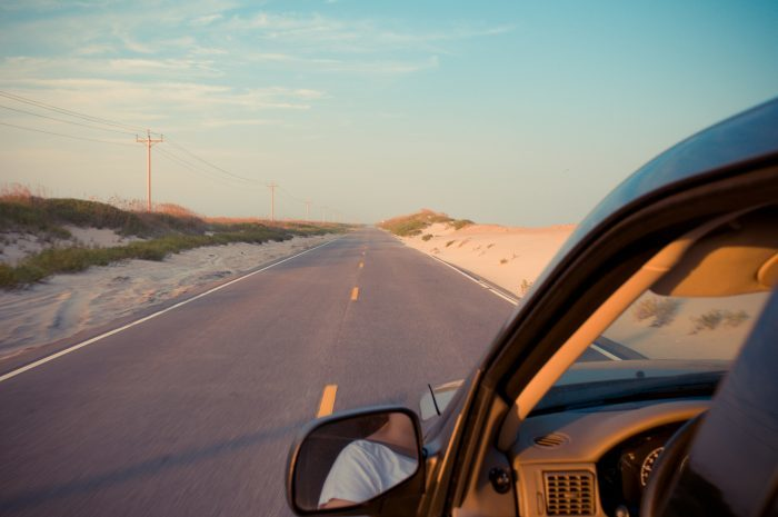 14. Take a drive along the Outer Banks scenic byway. With the Atlantic Ocean on one side and the Pamlico Sound on the other, it's an incredible experience with breathtaking views.