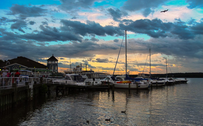 15. Meander the historic Old Town Alexandria waterfront
