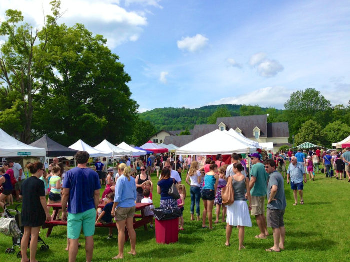 7.  Vermont Farmers Markets