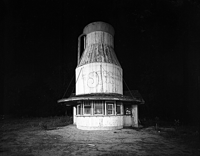 2. Big Milk Can, Route 146